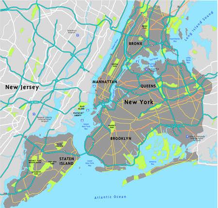 central park: Nueva Yor mapa