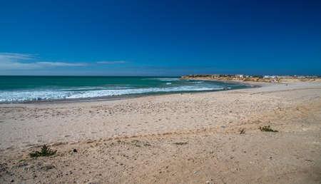 Dakhla beach, Western Sahara, Morocco