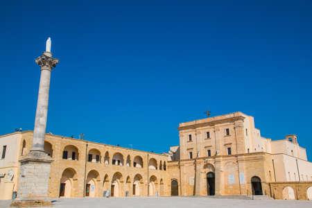 Sanctuary of Santa Maria di Leuca, Salento, Apulia, Italy