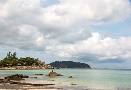 Haad Khom Beach, Koh Phangan, Thailand