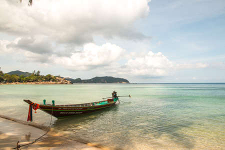 seascape Koh Phangan, on thai island Imagens