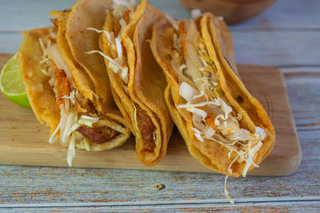 mexican street tacos steamed style