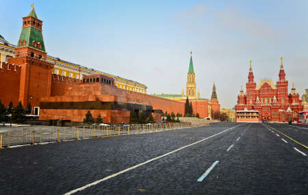 Kremlin, red square in Moscow, Russia Stock Photo - 13864396