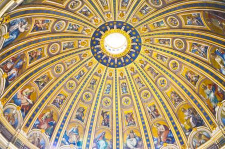 michelangelo: Petersdom in Rome, Vatican Editorial