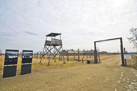 auschwitz: Extermination camp, Auschwitz Birkenau