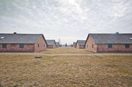 birkenau: Extermination camp, Auschwitz Birkenau