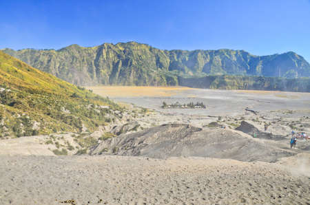 Mount Bromo Volcano, Indonesia photo
