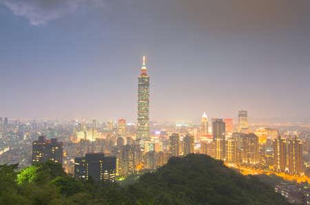 taipei101 in Taiwan