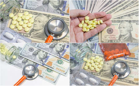 hospital expenses: collage of health insurance