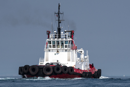 M/T Guard transiting Shilshole Bay on the way north