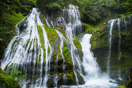 One of Washingtons most photographed waterfalls, despite the climb to get to it.