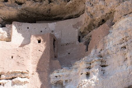 Cliff Dwellings at Montezumas Castle, Sedona, AZ
