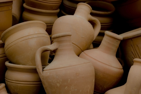 Image of Pottery photo