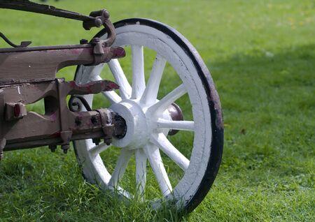 Image of Wagon detail