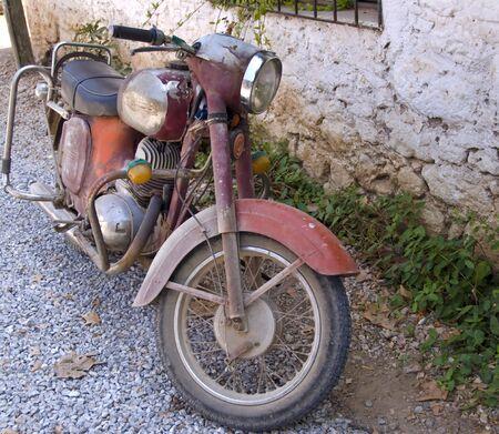 old chopper