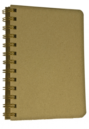 Image of Notebook Stock Photo