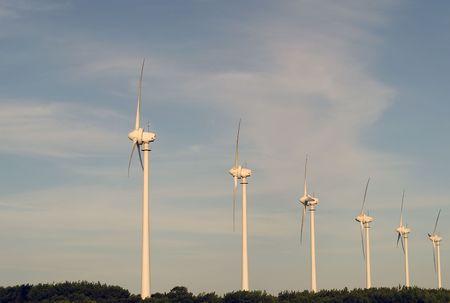 Wind Turbines photo