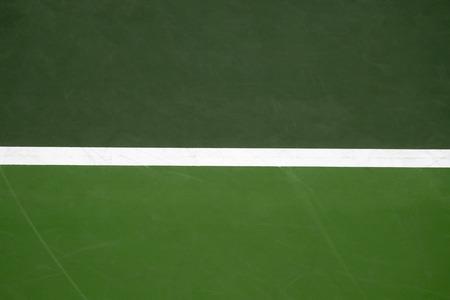 green tennis court surface, sport background