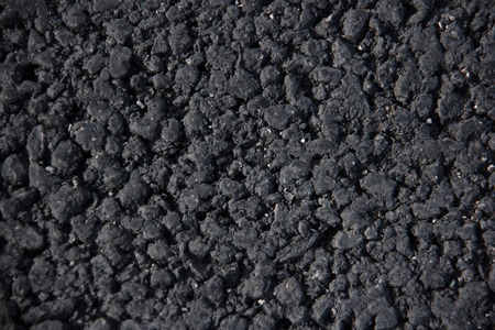 black tarmac texture useful as a background.