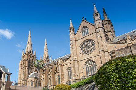 The Metropolitan Cathedral of the Immaculate Mother of God is the cathedral church of the Roman Catholic Archdiocese of Sydney, Australia.