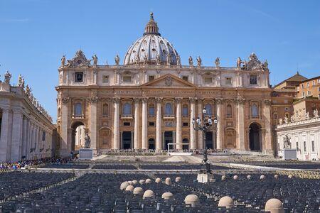 pietro: san pietro, rome vatican