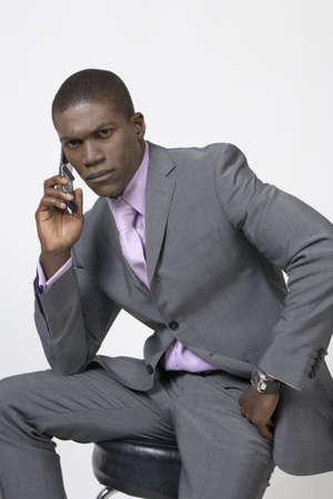 black business man: Black Business man