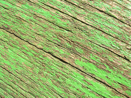 Weathered wood and old paint Stock Photo - 537857