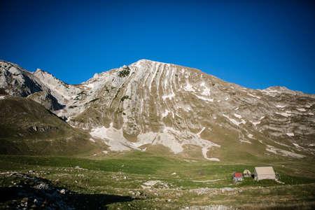 montenegro: Montenegro mountains