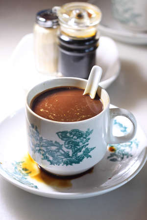 Traditional Chinese Coffee