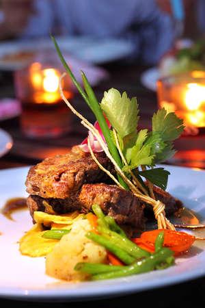 Romantisch diner