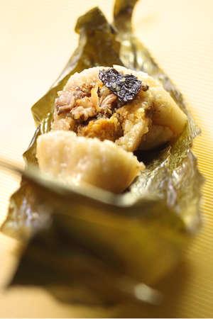 Cantonese White Glutinous Rice Dumpling