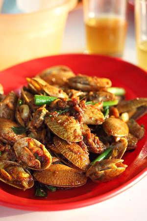 Spicy lala Stock Photo