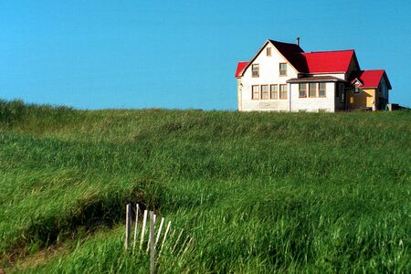 herbe: Little house in the prairie