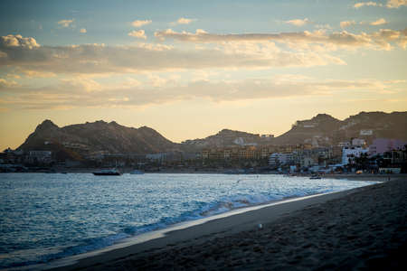 lucas: Sunset View in Cabo San Lucas Mexico