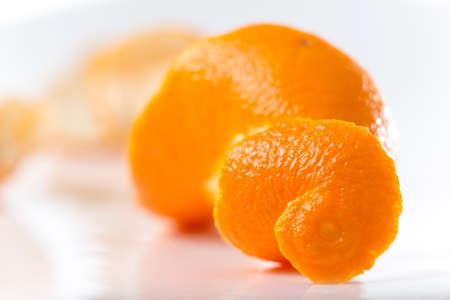 m�dula: Primer en Orange clementinas en Bright Studio