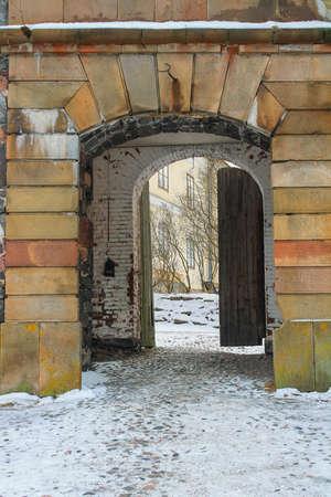 doorway: Medieval Doorway