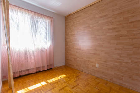 residential home: empty residential home interior Stock Photo