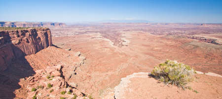 canyonlands national park: view from island in the sky, Canyonlands national park
