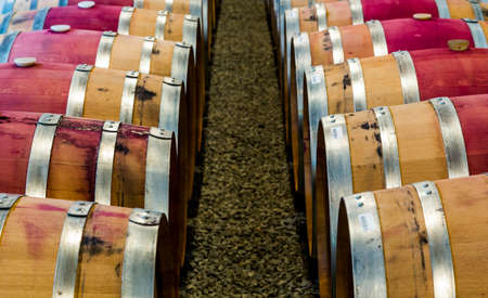wine barrel casks