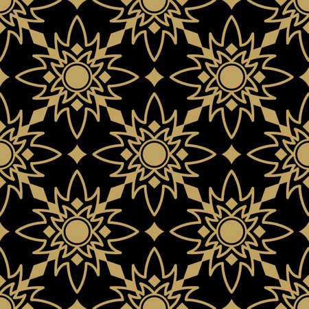 Seamless wallpaper pattern Stock Vector - 7787111