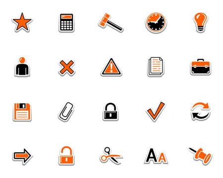 cancel icon: Web icons 2 Illustration