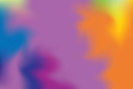 purple abstract colorful bright color paint brush art background, multi colorful painting art acrylic water color wallpaper pastel, gradient color art  brush mixed, pastel soft oil color paint Stock Photo