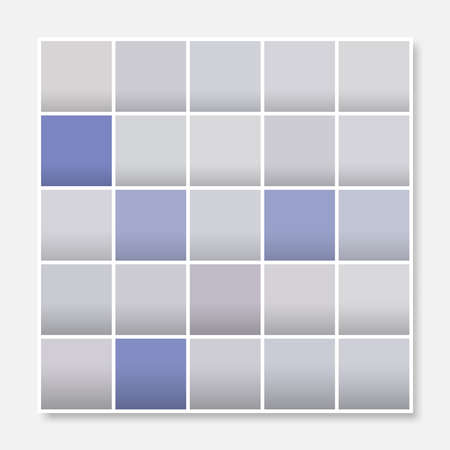 colorful squares background frame, block soft pastel grey blue, geometric shape, colorful cubes square polygon mosaic, frame squares rainbow wallpaper, display cabinet shelf squares pastel for wall Foto de archivo