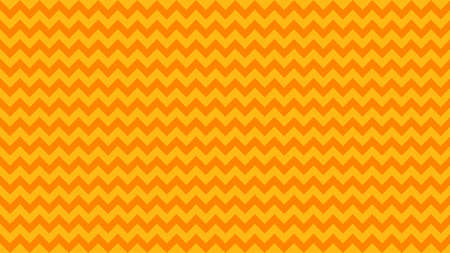 serrated striped orange yellow color for background, art line shape zig zag orange color, wallpaper stroke line parallel wave triangle orange, image tracery chevron line triangle striped full frame Stok Fotoğraf - 122253277