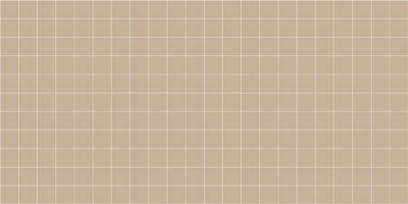 grid square graph line full page on brown paper background, paper grid square graph line texture of note book blank, grid line on paper brown color, empty squared grid graph for architecture design Çizim