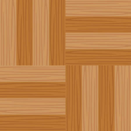 square parquet wooden flooring in top view, illustration seamless parquet texture for decorating room, parquet material, wood parquet pattern brown textured