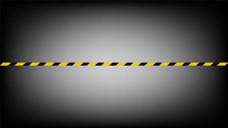 caution tape line