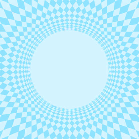 geometric art abstract light blue for background, art line light blue spiral optical for hypnotic wallpaper, geometry polygonal pattern with connected graphic line, optical graphic distorted wavy