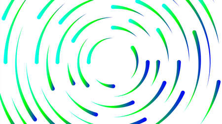 circle line colorful bright for modern background, light neon effect motion with line mixed color, glowing light circle graphic for wallpaper, art line swirl shine color for technology digital concept Çizim