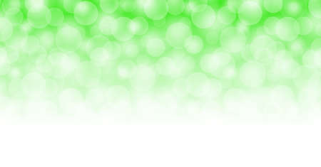abstract bokeh light green for background, blurred bokeh bright green nature beautiful with shiny light, bokeh blur texture for backdrop or wallpaper, vivid green background Stok Fotoğraf - 154726988